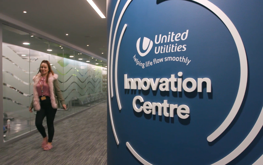 United Utilities Innovation