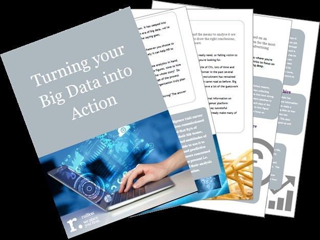 Turning big data into action