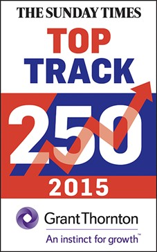Rullion Sunday Times Top Track 250