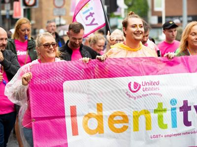 Happy Faces At Liverpool Pride 2019