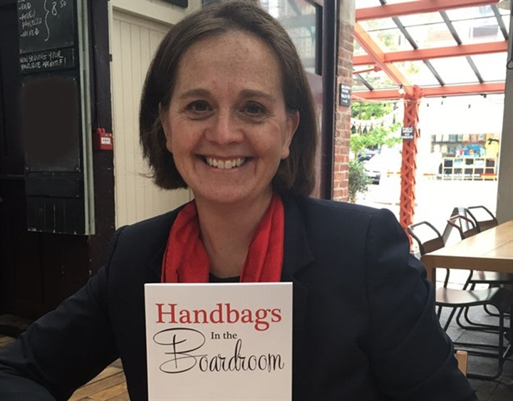 Handbags in the boardroom