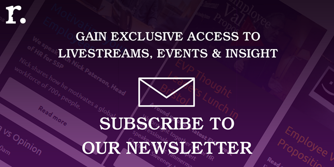Subscribe to Rullion's Newsletter