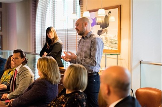 HR Thought Leaders Event November 2016